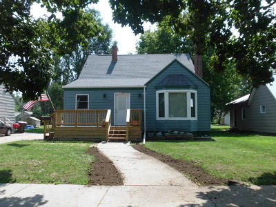 Single Family Home For Sale: 1009 E 2nd Ave
