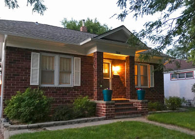 Single Family Home For Sale: 304 W 12th Ave