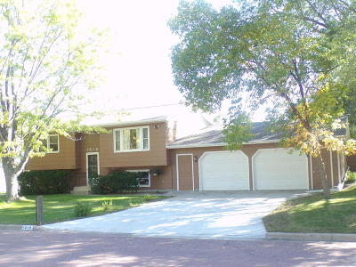 Mitchell SD Single Family Home For Sale: $169,500