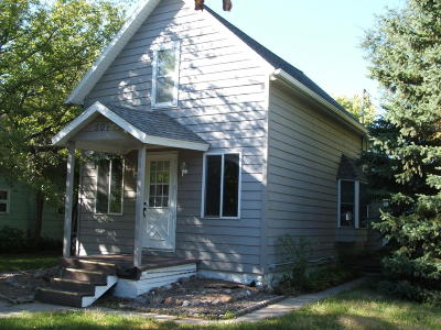 Single Family Home For Sale: 504 E Hanson Ave