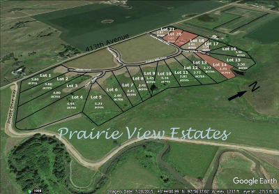 Residential Lots & Land For Sale: Prairie Hills Dr