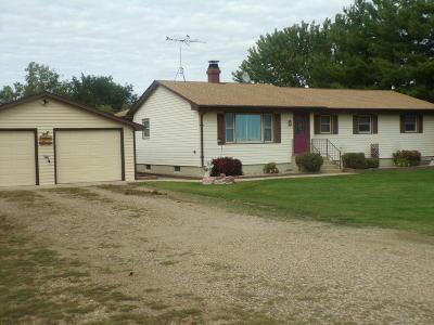 Mitchell SD Single Family Home For Sale: $225,000