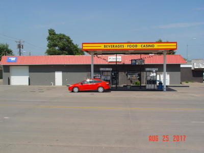 Commercial For Sale: 100 E Sd Hwy 50