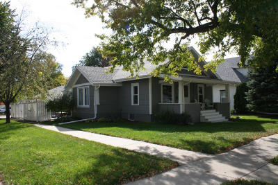 Mitchell SD Single Family Home For Sale: $165,000