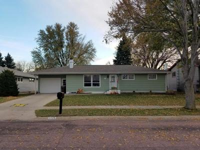 Mitchell SD Single Family Home For Sale: $179,900