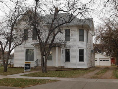 Mitchell Single Family Home For Sale: 312 W 3rd Ave
