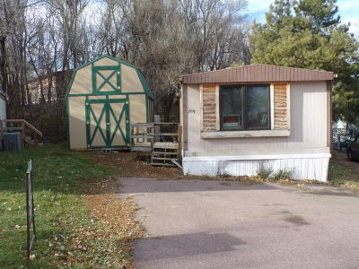 Mitchell SD Single Family Home For Sale: $9,900