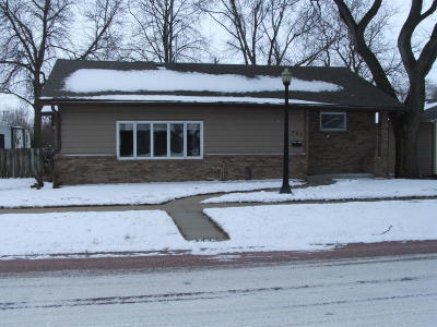 Mitchell SD Single Family Home For Sale: $189,000