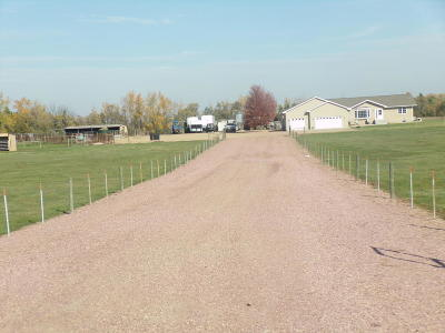 Mitchell Acreage For Sale: 40460 254th St