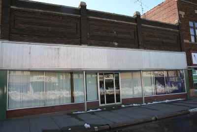 Commercial For Sale: 319 N Main St
