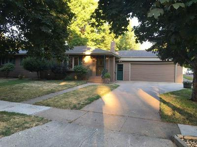 Mitchell Single Family Home For Sale: 501 S Iowa St