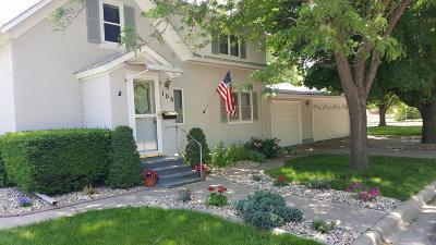 Single Family Home For Sale: 108 N Hunter St