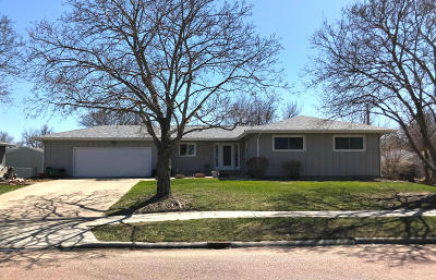 Mitchell SD Single Family Home For Sale: $179,500