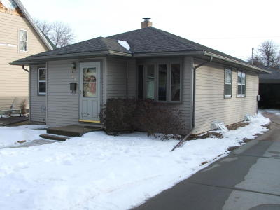 Mitchell SD Single Family Home For Sale: $129,000