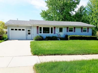 Single Family Home For Sale: 1331 W Birch Ave