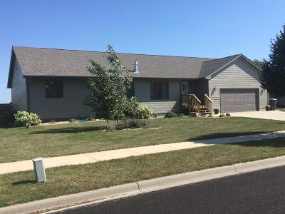 Mitchell SD Single Family Home For Sale: $258,900
