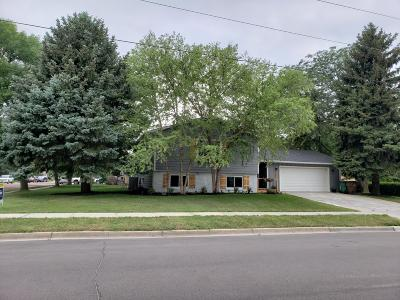 Mitchell Single Family Home For Sale: 1401 N Capital St
