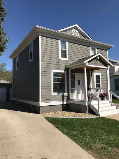 Single Family Home For Sale: 712 S Minnesota St