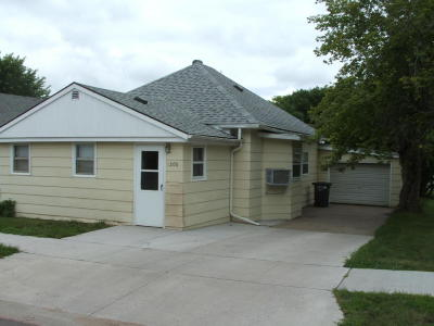 Mitchell SD Single Family Home For Sale: $69,500