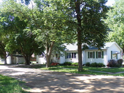 Emery SD Single Family Home For Sale: $127,500