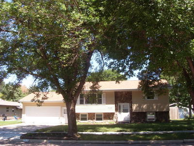 Single Family Home For Sale: 516 S Burns St
