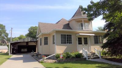 Single Family Home For Sale: 1022 E 4th Ave