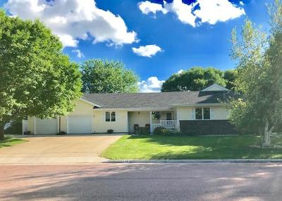 Mitchell SD Single Family Home For Sale: $264,500