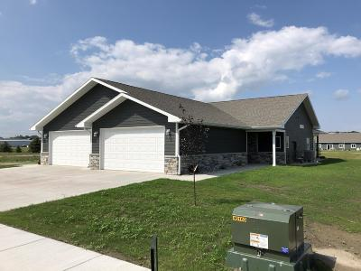Mitchell SD Single Family Home For Sale: $189,800