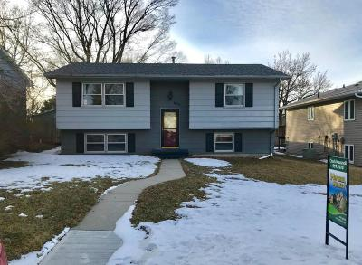 Mitchell SD Single Family Home For Sale: $109,500