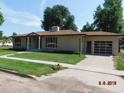 Single Family Home For Sale: 503 2nd St