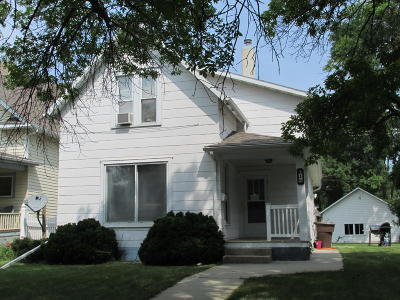 Single Family Home For Sale: 618 W 3rd