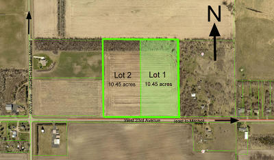 Mitchell Residential Lots & Land For Sale: W 23rd Ave
