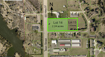 Mitchell Residential Lots & Land For Sale: Lakeview Ln