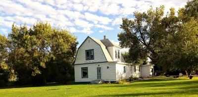 Plankinton SD Single Family Home For Sale: $69,500
