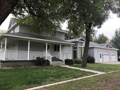Single Family Home For Sale: 310 N Sanborn