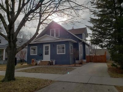Mitchell Single Family Home For Sale: 507 E Hanson Ave