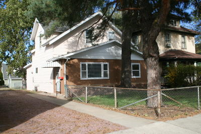 Mitchell SD Single Family Home For Sale: $58,000