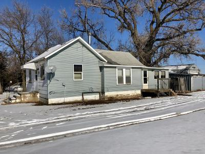 Single Family Home For Sale: 102 5th St