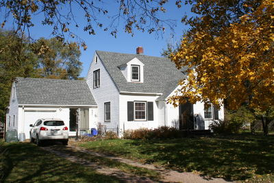 Mitchell SD Single Family Home For Sale: $109,000