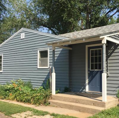 Single Family Home For Sale: 408 Gilbert Ave