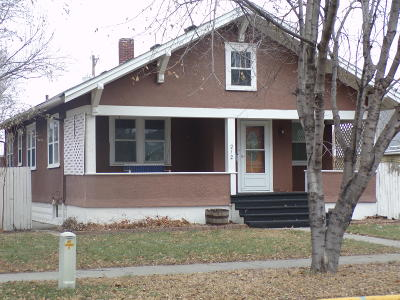 Mitchell Single Family Home For Sale: 212 E 7th Ave