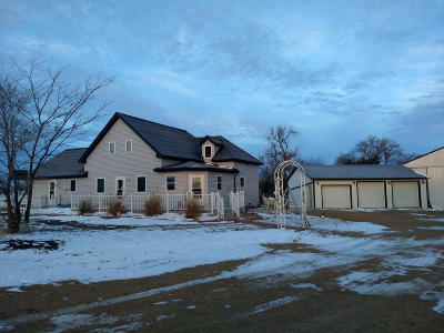 Acreage For Sale: 38336 273rd Ave