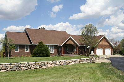 Single Family Home For Sale: 36700 279th Street