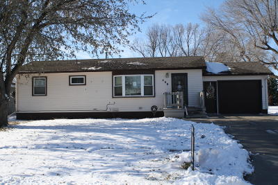 Single Family Home For Sale: 408 Wisconsin Avenue