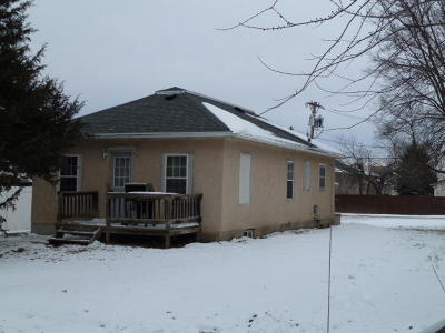 Single Family Home For Sale: 912 S Duff St