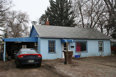 Single Family Home For Sale: 216 E 11th Ave