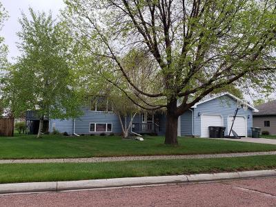 Mitchell Single Family Home For Sale: 1510 Augusta Ave