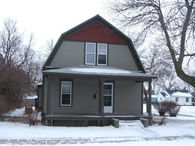 Mitchell SD Single Family Home For Sale: $79,000