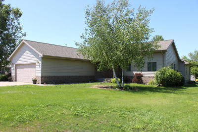 Mitchell Acreage For Sale: 25621 408th Ave