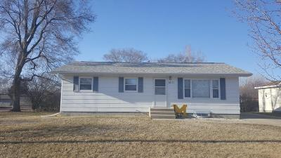 Mitchell Single Family Home For Sale: 1500 E Birch Ave